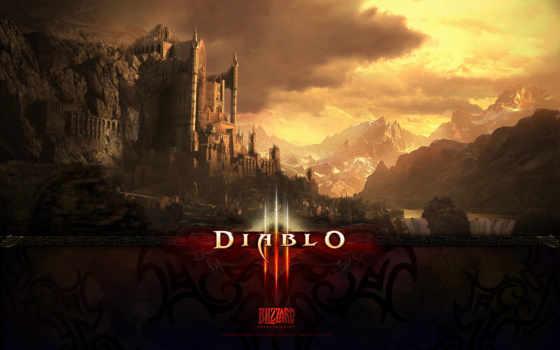 diablo, iii Фон № 50787 разрешение 2560x1600