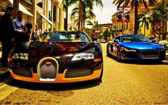 ауди, bugatti, free