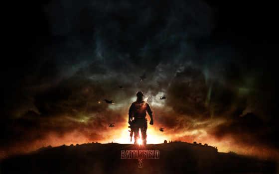 battlefield, солдат, колл