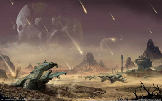 halo, art, concept, bundle, champions, pitfall, wars, map, war,