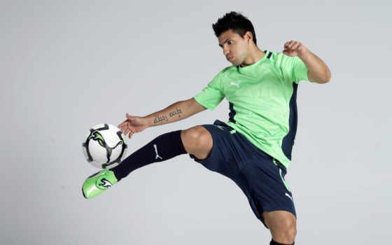 sergio, агуэро, puma, agüero, kun, boots, футбол, ботинок, скорость,