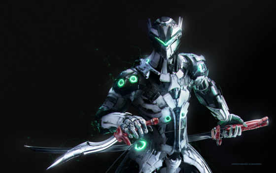 adam, reaper, overwatch, genji, spizak,