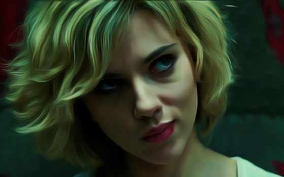 , лицо, прическа, губа, бровь, красота, нос, рот, Скарлетт Йоханссон, Люси, актер, научная фантастика,