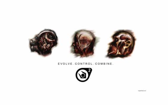 life, half, combine, evolve, control, игровые, размером,