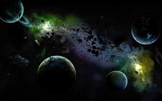 космос Фон № 56298 разрешение 2560x1440
