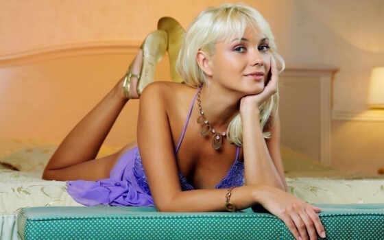 лада, девушка, blonde