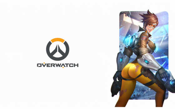 overwatch, tracer, views, artwork,