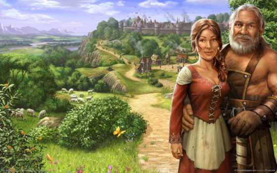 settlers, bloom, империи, империя, взлёт, ан, чаллия, вестхольм, наследие, kings,