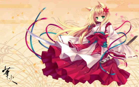 anime, girl Фон № 30082 разрешение 1920x1200