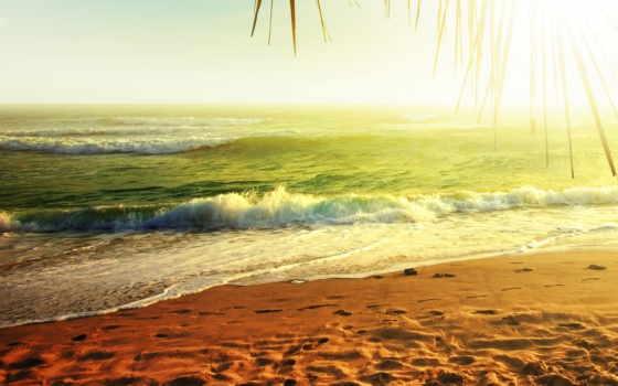 море, ocean, берег