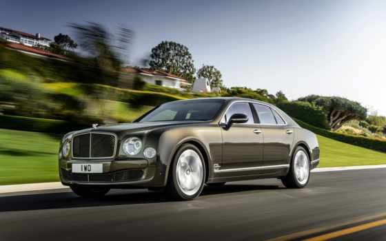 bentley, mulsanne, скорость