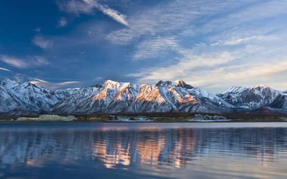 горы, небо, облака Фон № 79958 разрешение 1920x1200