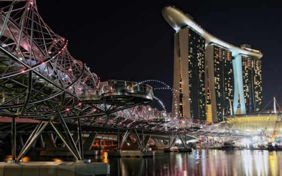 singapore, города