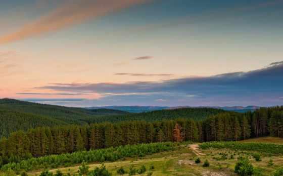 башкирия, природа, авзян, башкортостана, лес, landscape, top, oblaka, презентация,