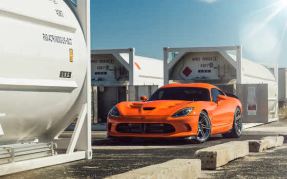dodge, wheels, viper