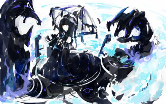 gothic, anime