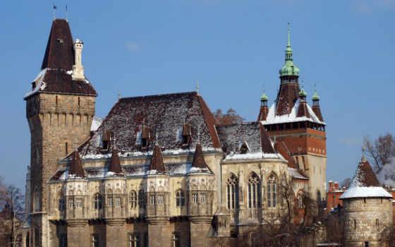 castles, замки, world