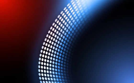 fondos, pantalla, imágenes, azul, rojo, luz, brillante, fotos, puntos, resumen, círculos,