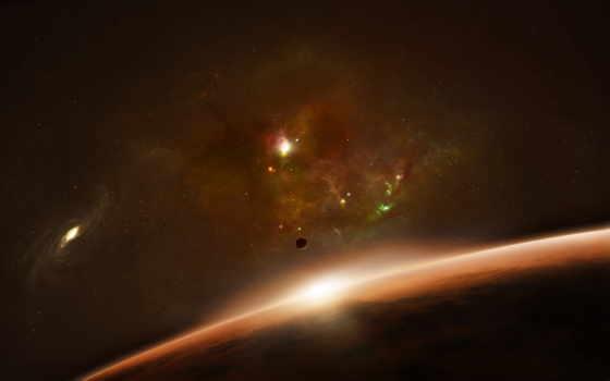 галактика, взгляд