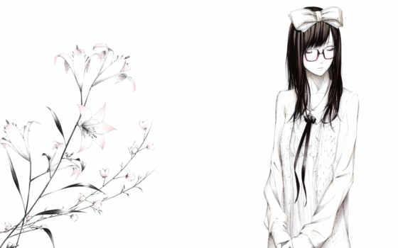 лилии, цветы