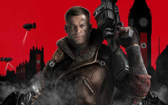new, wolfenstein, order