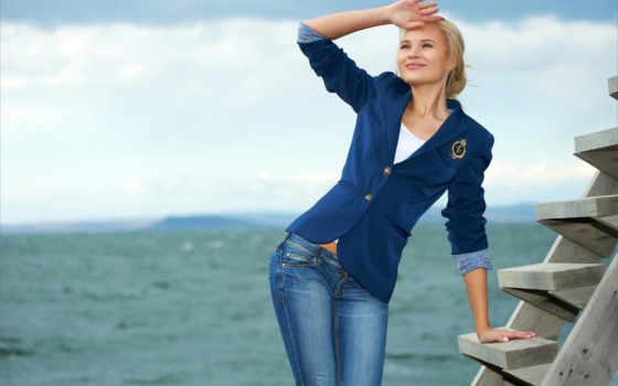 модель, девушка, blonde, browse, штаны, фотосессия,