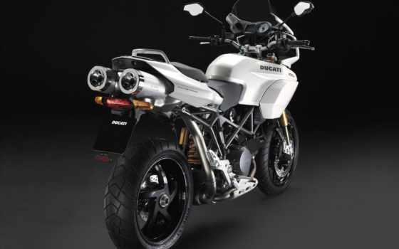 ducati, multistrada, мотоциклы