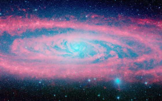 galaxy, звезды, andromeda, бесконечность,