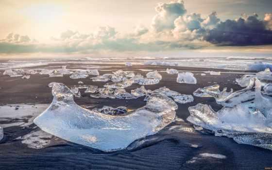 live, ocean, free, скриншот, iceberg, ледники,