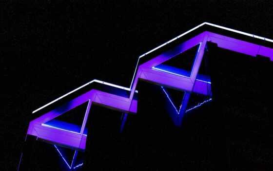 neon, подсветка, bottom, взгляд, black, телефон, mobile