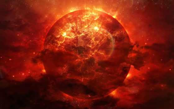 планета, разломы Фон № 24308 разрешение 2560x1324