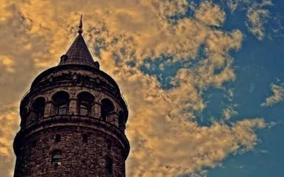 galata, istanbul, kulesi, widescreen, free, nintendo,