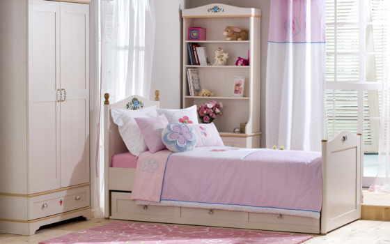 спальни, комнаты, девушки, девочек, design, девушек, интерьер, спальня, girls, розовый,