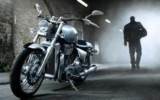 мотоциклы, мотоцикл, картинка