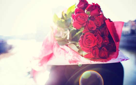 букет, flowers, roses, цветы, роза,