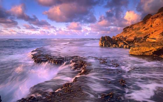 конец, sveta, click, one, моря, природа, десктопмания, украсят, ocean,