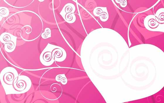 love, pink