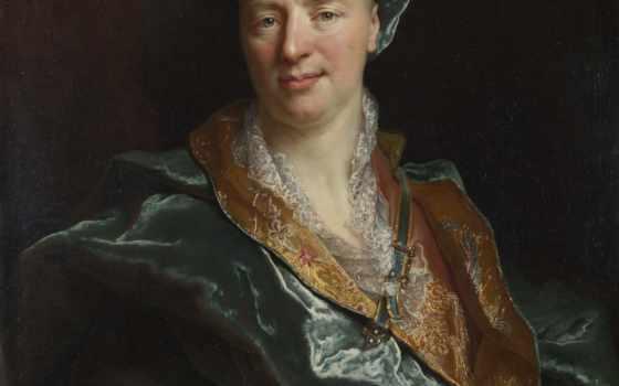 portrait, живопись, мужчина, nicolas, мужской, largillierre, марта, николя, coffee,