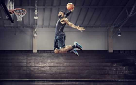 данк, слэм, баскетбол, james, nba, прыжок, lebron, print, баскетболе,