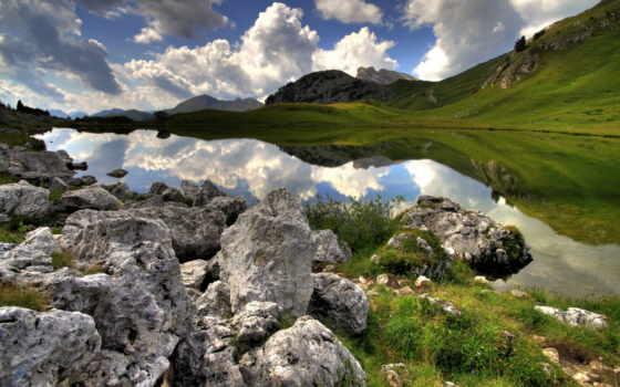krajobraz, горы, megatapety