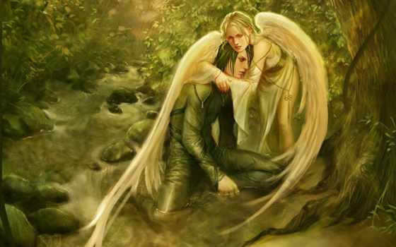 angel, ми, ángel, протектор, love, angels, con, демон,