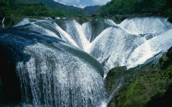 водопад, pearl, водопады