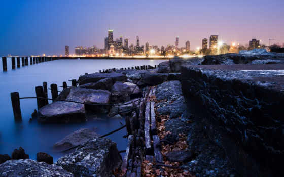 chicago, downtown, город, combine, озеро, keywords, related, towerskyline, michiganrocksse, fullerton,