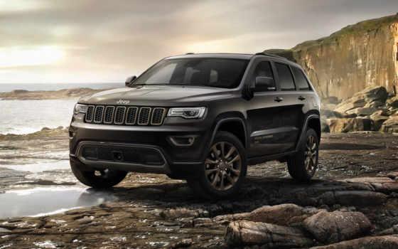 jeep, grand, cherokee, anniversary, гранд, года,
