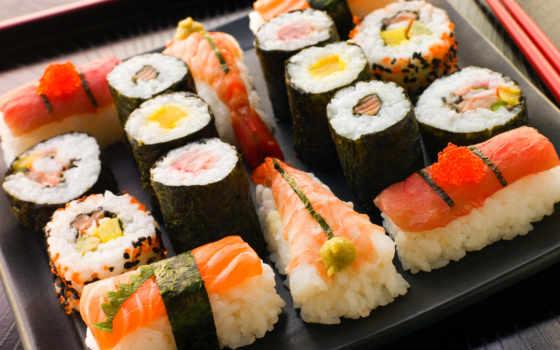 sushi, роллы, роллов, дары, красная, японские, japanese, подборка, япония, еда,