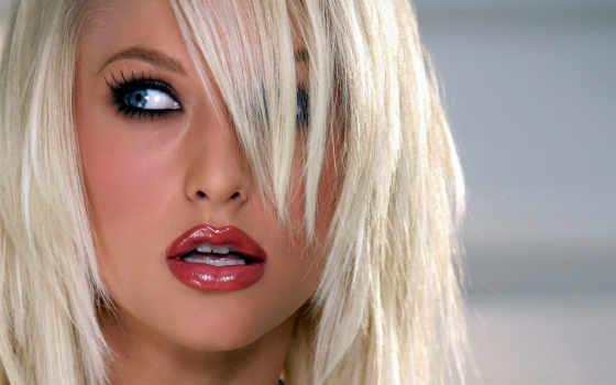 макияж, блондинок, глаз
