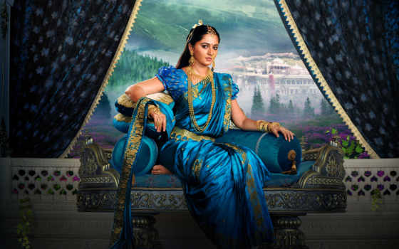 bahubali, baahubali, шетти, anushka, shetty, фильма, завершение, сниматься,