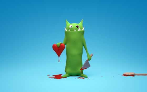 сердце, you