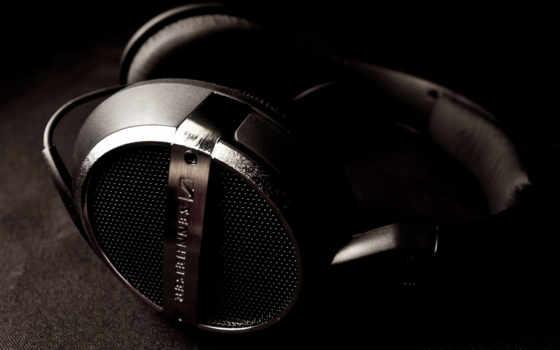 наушники, музыка, headphones, sennheiser,