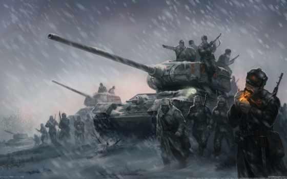 war, company, великая